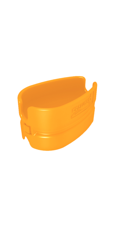 Orange SHELL Method Quick charger (1pcs/bag)
