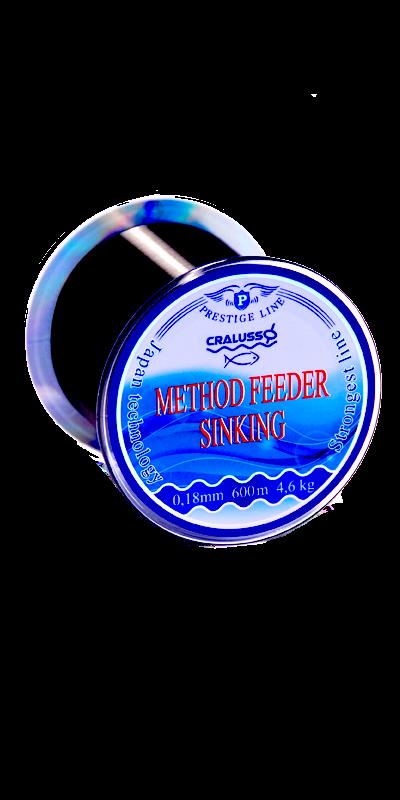 """Method feeder Sinking - 2073 """"0,18-0,25mm"""" QSP-vel (600m)"""