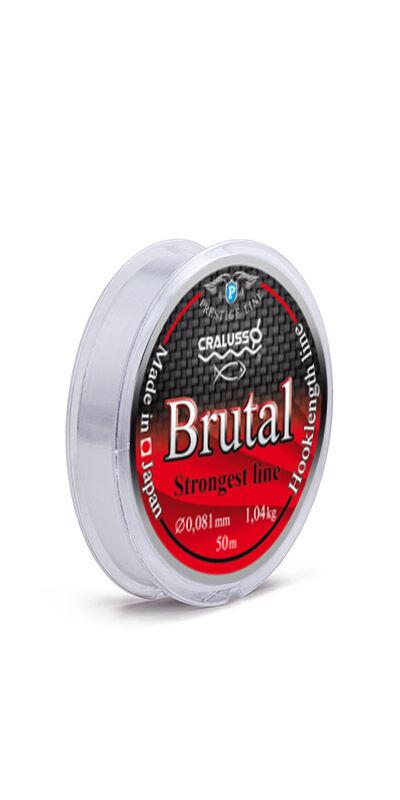 """Brutal előke horgászzsinór - 2069 """"0,08-0,20 mm"""""""