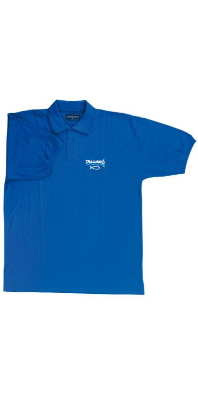 Cralusso T-shirt kék M-XXXL