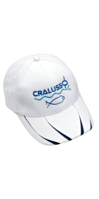 Cralusso sapka fehér