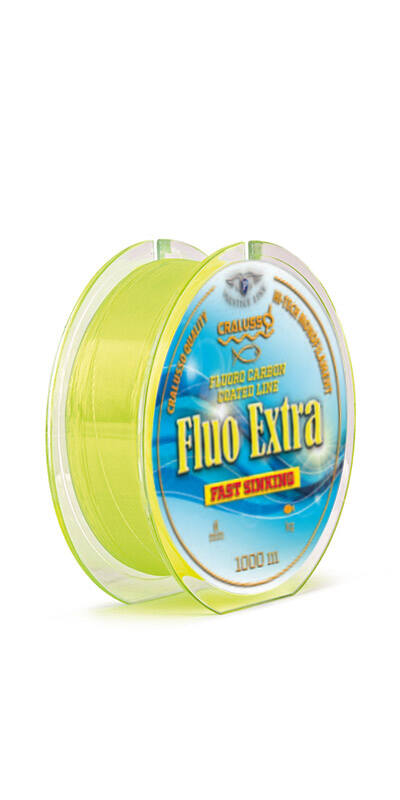 "Fluo extra yellow Prestige (1000m) ""0,22-0,35"""