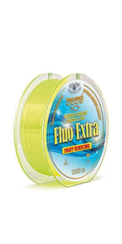 "Fluo extra yellow Prestige (500m) ""0,22-0,35"""