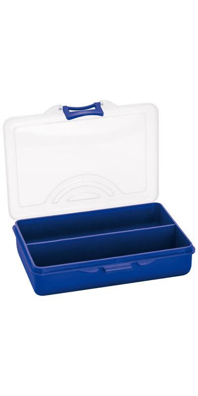 2 rekeszes szerelékes doboz, cralusso doboz