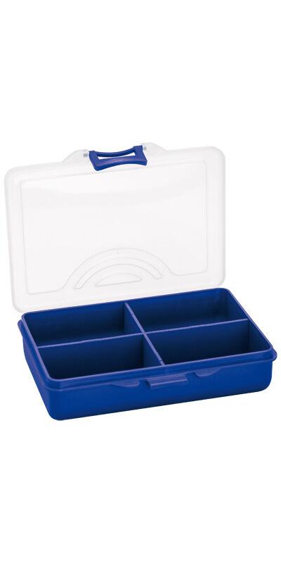 4 rekeszes szerelékes doboz, cralusso doboz