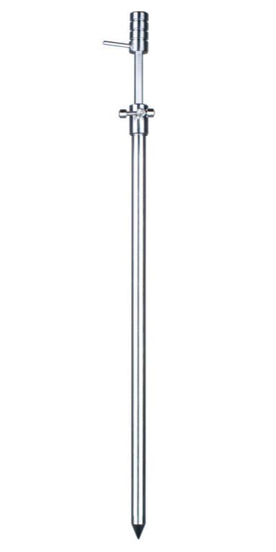 Rozsdamentes bottartó teleszkópos - 3541 (85+50cm)