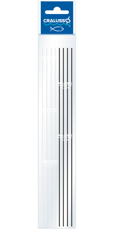Carbon és üvegszár 1,0 és 0,8 mm-es - 2013