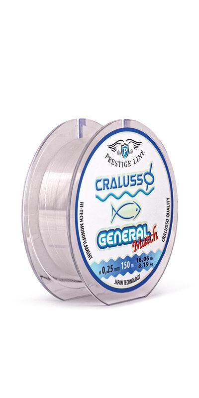 General Prestige horgászzsinór - 2060  0,12-0,35mm -QSP-vel (150 m)