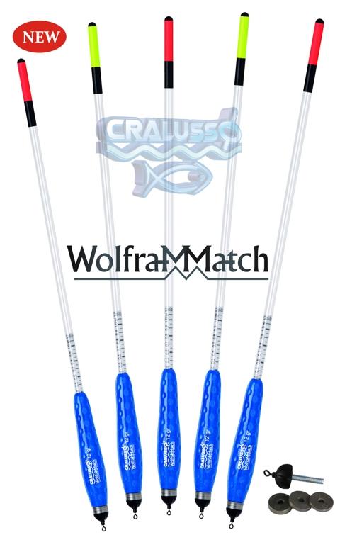 Az új Wolfram Match jelenleg a piac legfejlettebb waggler úszója, mely a Navigator Match damillal párosítva, új dimenziókat nyit a horgászok előtt.